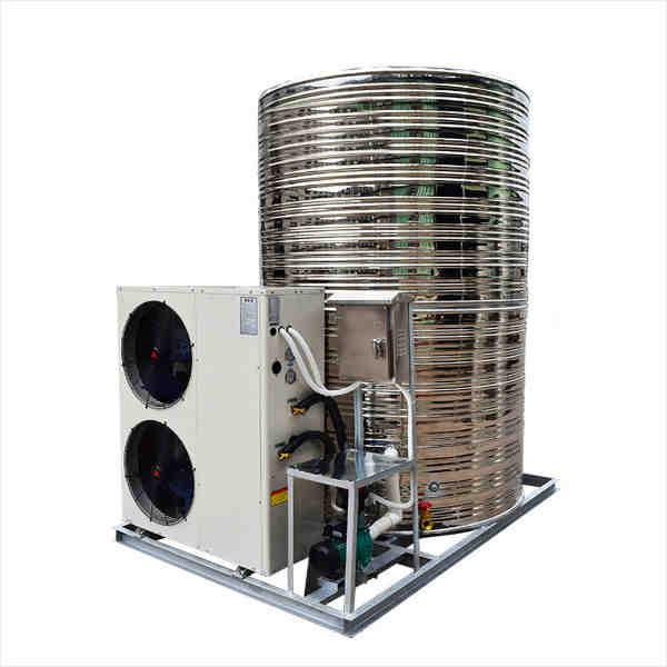 免安装工程一体式空气能