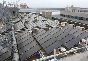 太阳能热水工程控制系统设计?