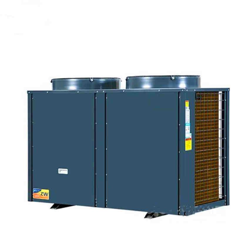 商用空气能热泵热水器几种应用方案
