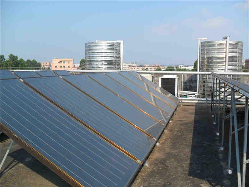 酒店太阳能热水的应用案例