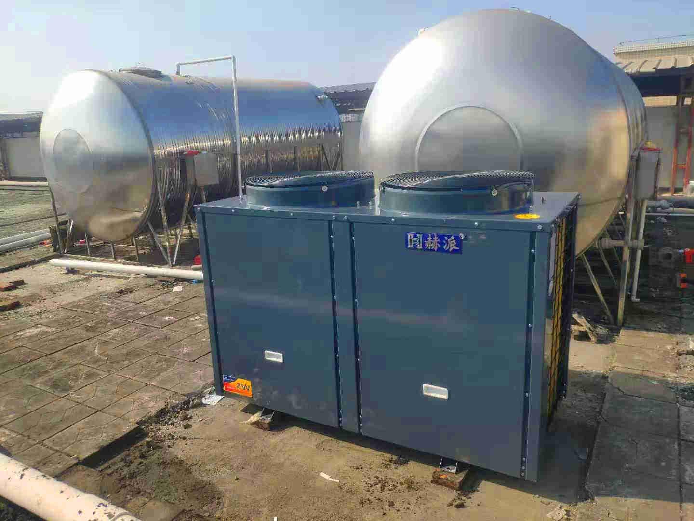 空气源热泵热水工程机组的设计、安装、计算详解