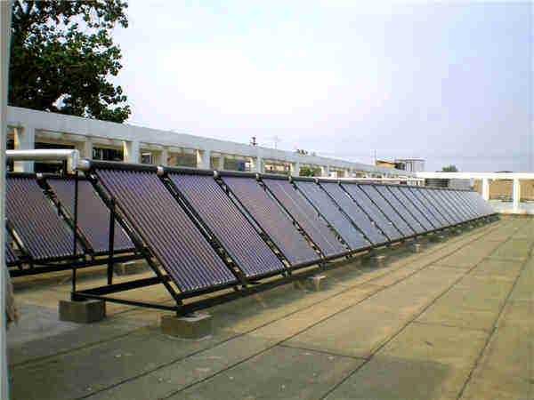 设计太阳能热水工程需要考虑哪些方面的情况