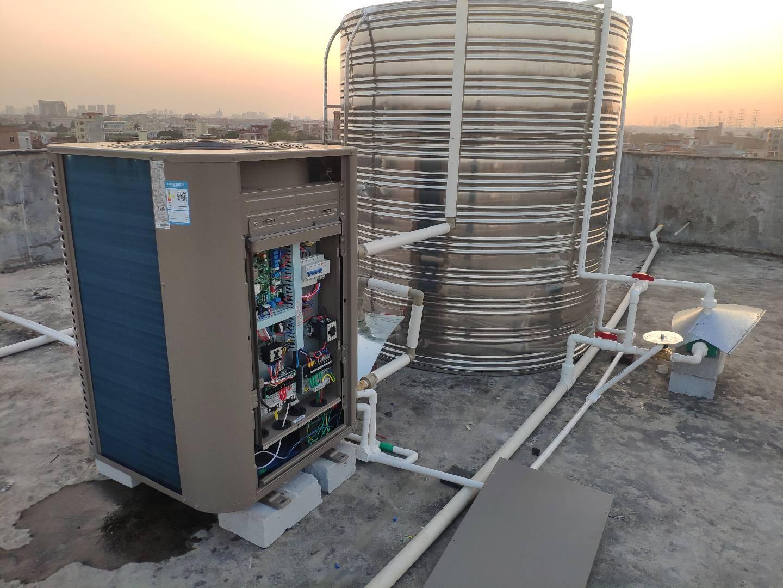 空气源热泵热水器设备是什么?